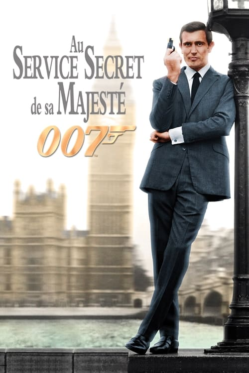 Regarder Au service secret de Sa Majesté (1969) streaming vf