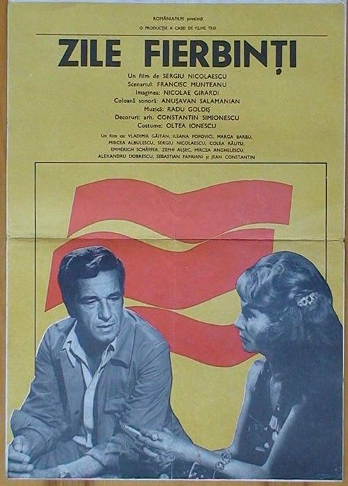 Película Zile fierbinti Doblada En Español