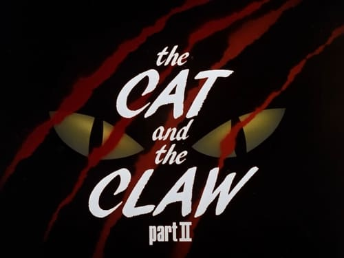 Batman: The Animated Series: Season 1 – Episod The Cat & the Claw (2)