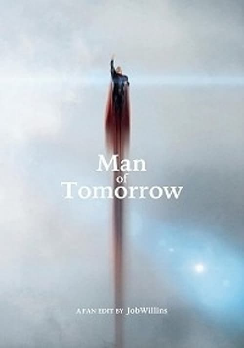 Grootschalige poster van Man of Tomorrow