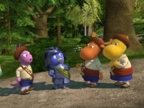 Watch The Backyardigans S4E14 Online