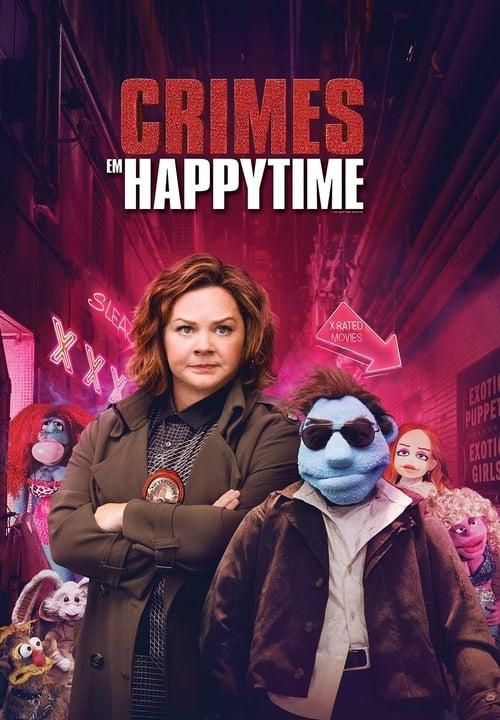 Assistir Crimes em Happytime 2018  - HD 720p Dublado Online Grátis HD