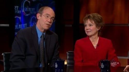 The Colbert Report 2010 Blueray: Season 6 – Episode Julie Nixon Eisenhower & David Eisenhower