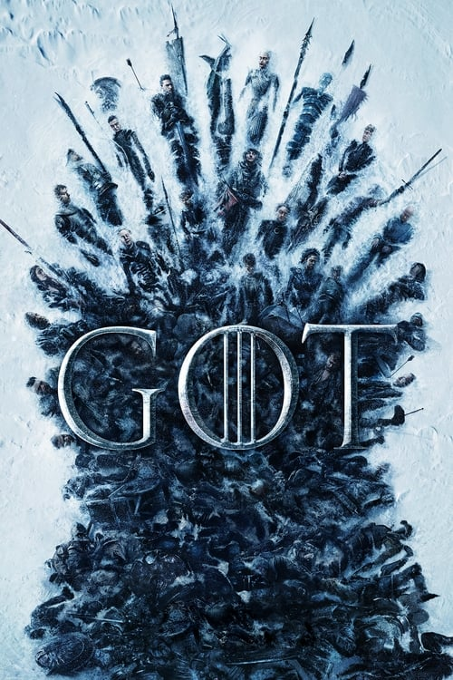 The poster of Game of Thrones