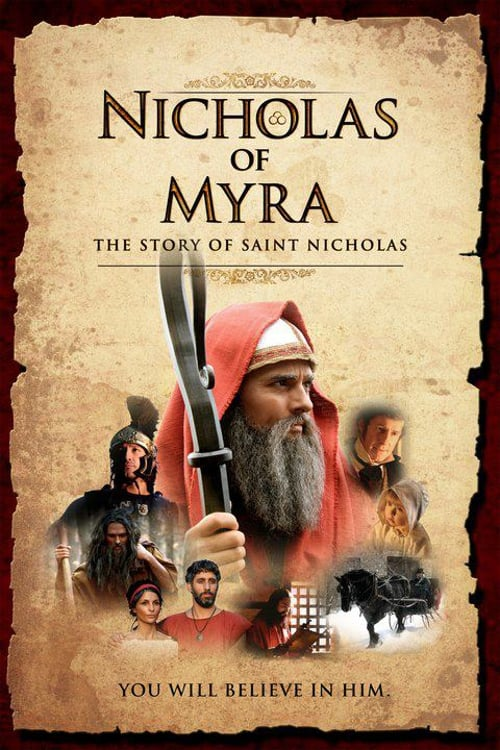 Nicholas of Myra: The Story of Saint Nicholas - The Legend Begins