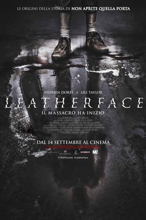 Leatherface - Il massacro ha inizio (2017)