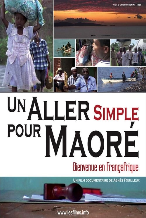 Un aller simple pour Maoré (2009)