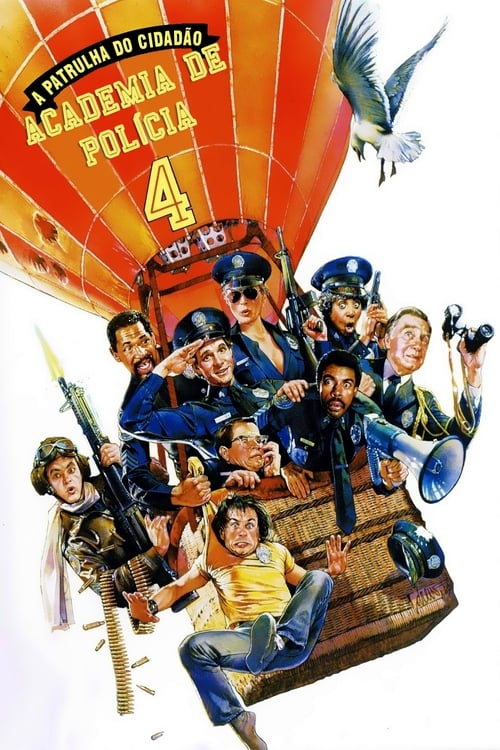 Assistir Loucademia de Polícia (4) - HD 720p Dublado Online Grátis HD