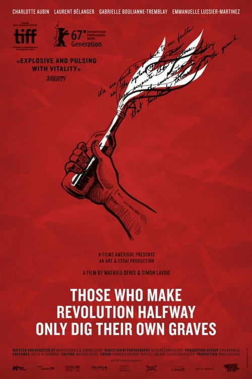 Those Who Make Revolution Halfway Only Dig Their Own Graves (2016)