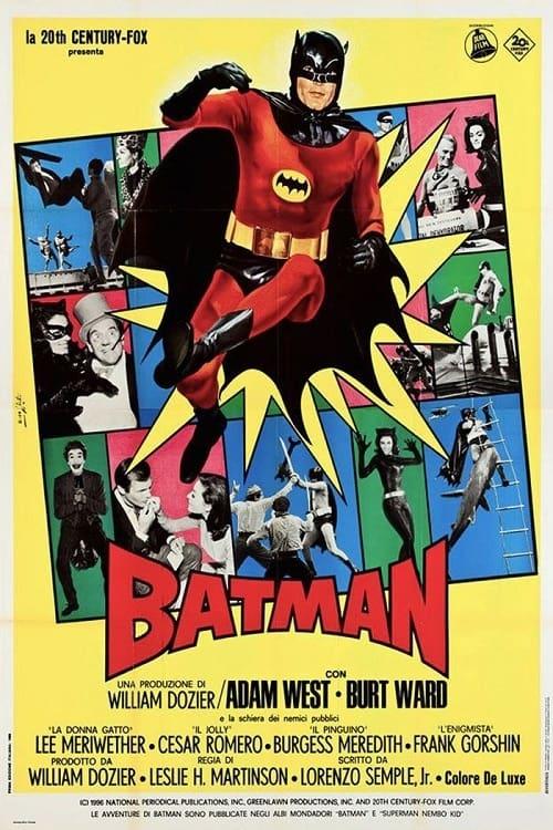 Batman - Il Film (1966)