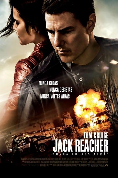 Assistir Jack Reacher Nunca Voltes Atrás - HD 720p Dublado Online Grátis HD