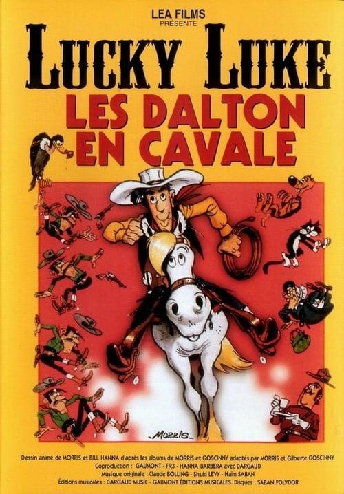 Lucky Luke: Les Dalton en cavale