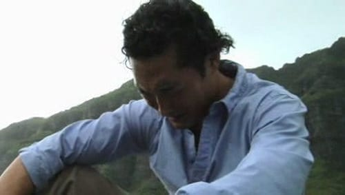 Lost - Season 0: Specials - Episode 27: Missing Pieces (11): Jin Has a Temper-Tantrum On the Golf Course