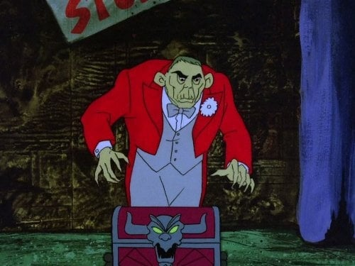 Poster della serie The 13 Ghosts of Scooby-Doo