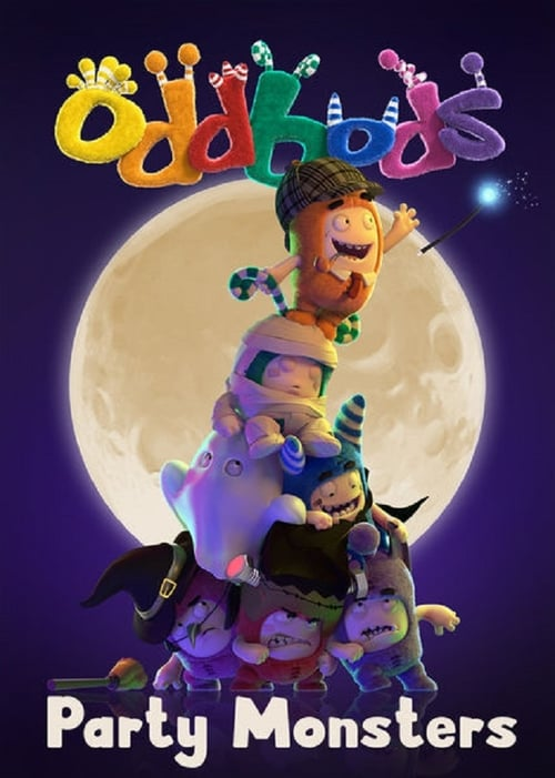 Watch Oddbods: Party Monsters online