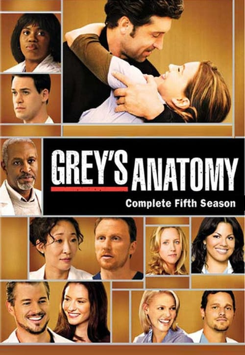 Grey S Anatomy: Season 5