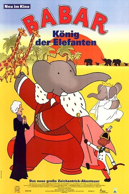 Visualiser Babar, roi des éléphants (1999) streaming film vf
