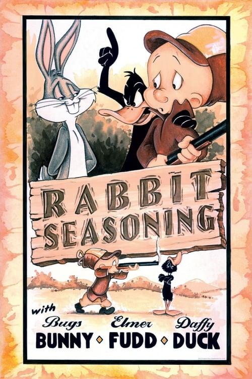 Rabbit Seasoning (1952) Poster