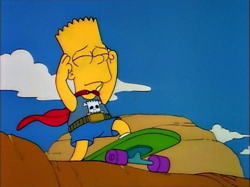 The Simpsons - Season 2 - Episode 8: Bart the Daredevil