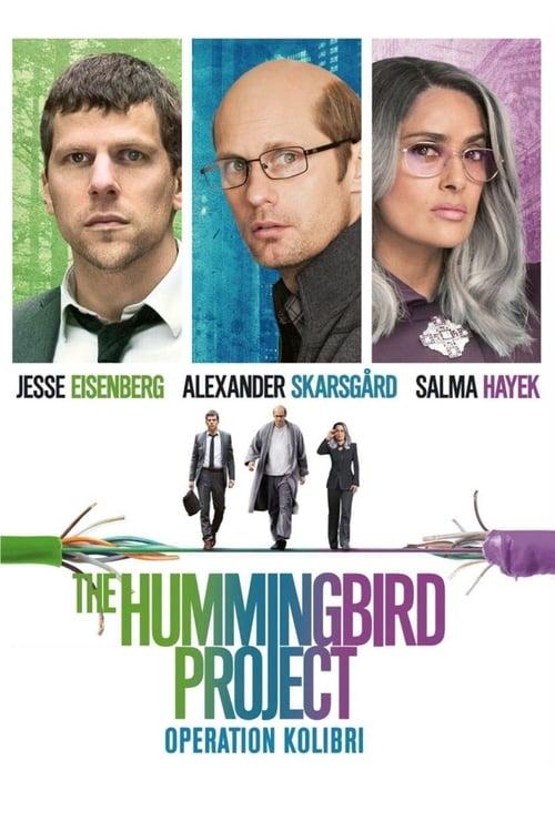 Poster von The Hummingbird Project - Operation Kolibri