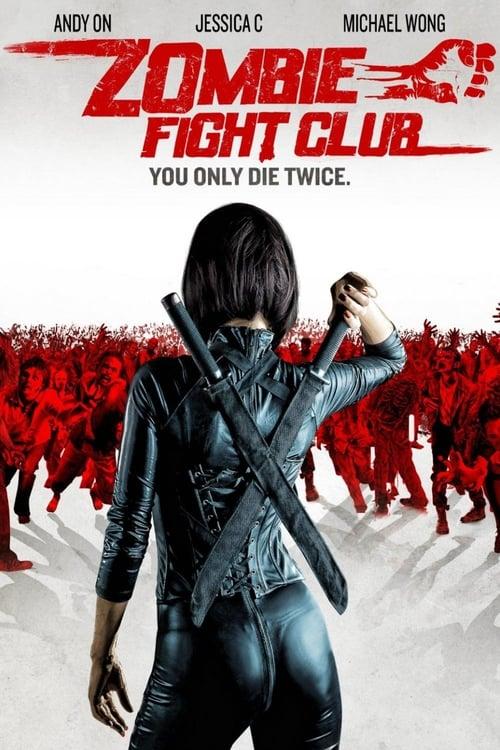 Poster von Zombie Fight Club