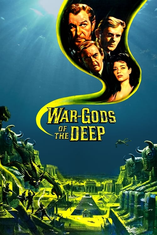فيلم War-Gods of the Deep مجانا