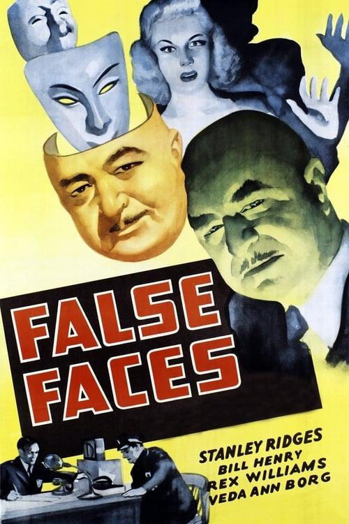 False Faces (1943)