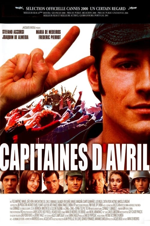 Regarder Capitaine d'avril Gratuit En Ligne