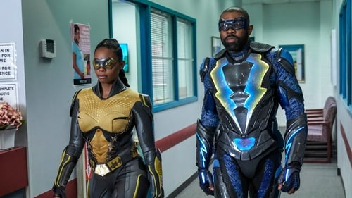 Black Lightning - Season 2 - Episode 4: The Book of Consequences: Chapter Four: Translucent Freak