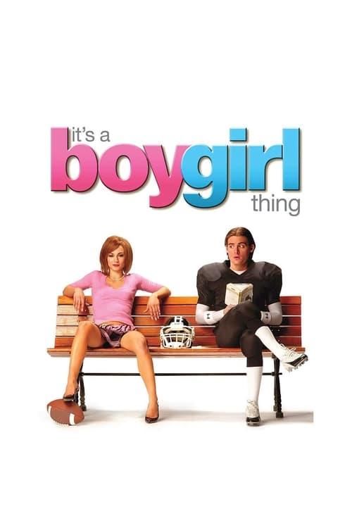 Poster von It's a Boy Girl Thing