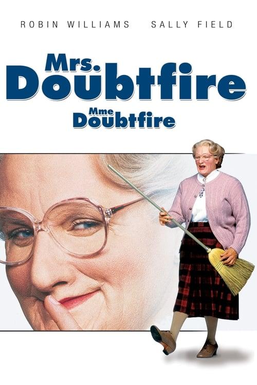 Voir Madame Doubtfire (1993) streaming FR ★