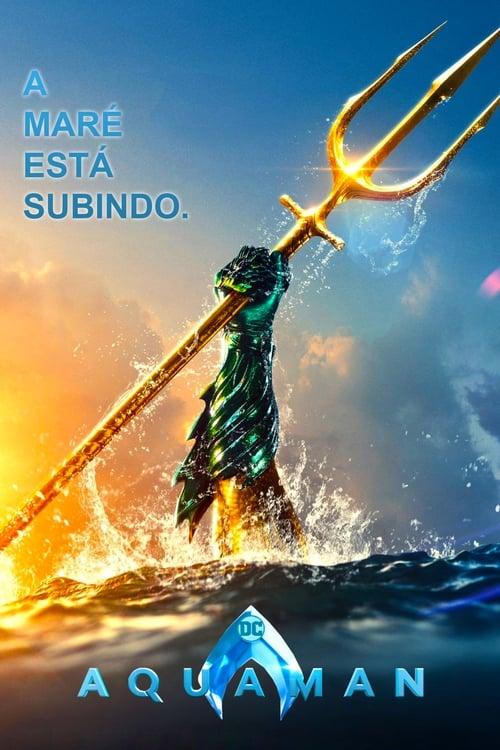 Assistir Aquaman 2018 - HD 720p Dublado Online Grátis HD