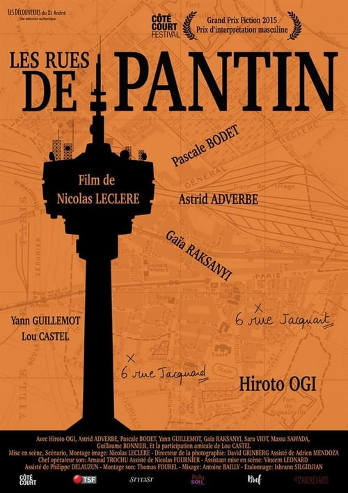 Les Rues de Pantin Film en Streaming VF