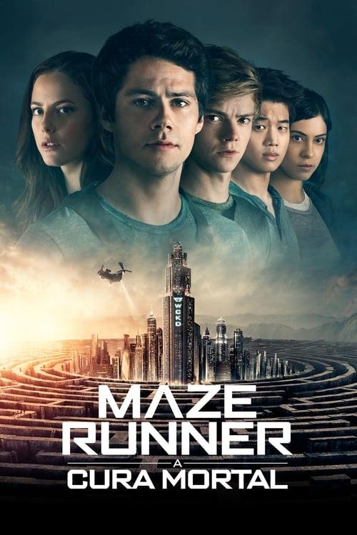 Assistir Maze Runner: A Cura Morta - HD 1080p Dublado Online Grátis HD