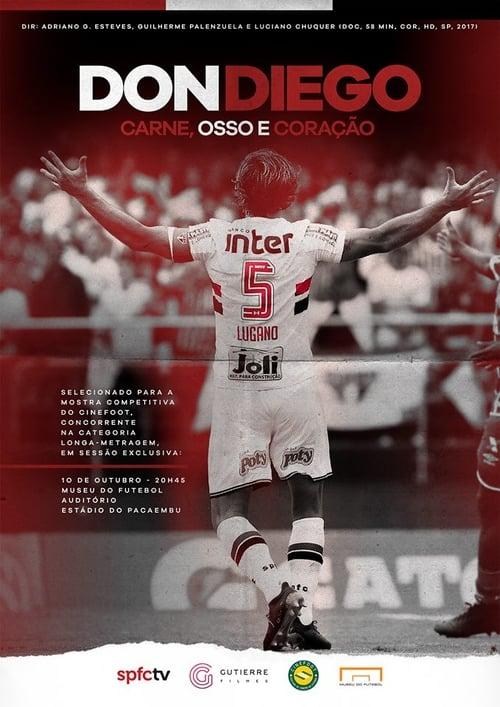 Don Diego - Carne, Osso e Coração (2017)