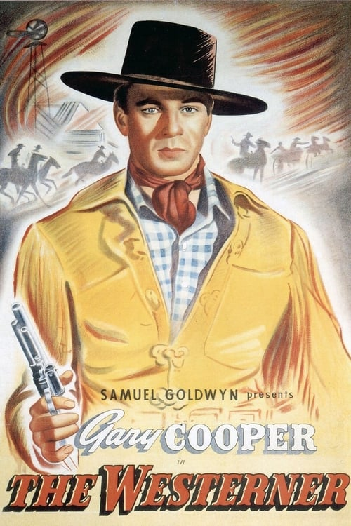 Largescale poster for The Westerner