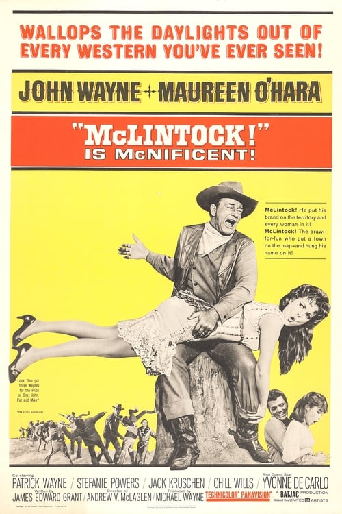 Streaming McLintock! (1963) Full Movie