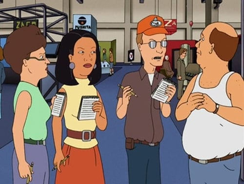 King Of The Hill 2009 Blueray: Season 13 – Episode A Bill Full of Dollars