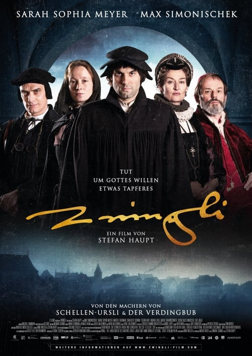 Assistir Zwingli Completamente Grátis