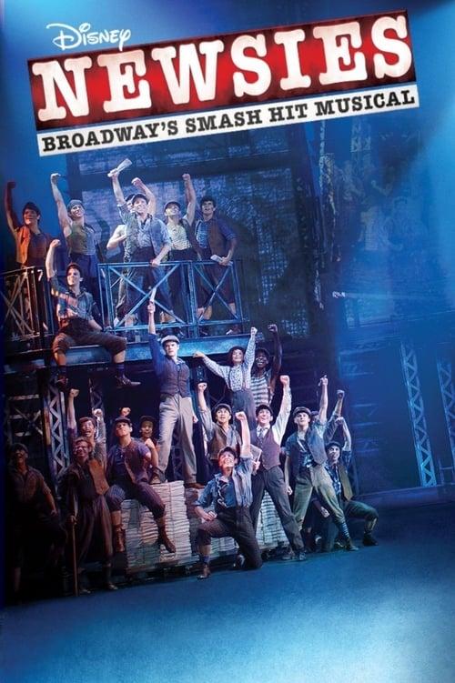 Ver pelicula Disney's Newsies the Broadway Musical Online