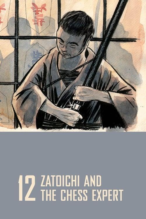 Zatoichi and the Chess Expert (1965) Poster