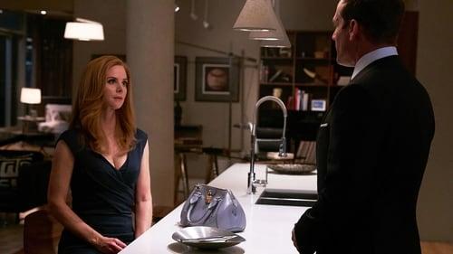 Suits - Season 6 - Episode 10: P.S.L.