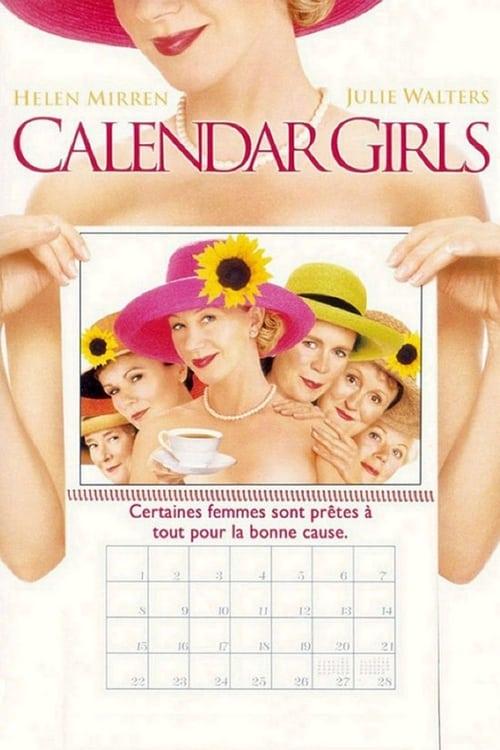 Film Calendar girls Complètement Gratuit