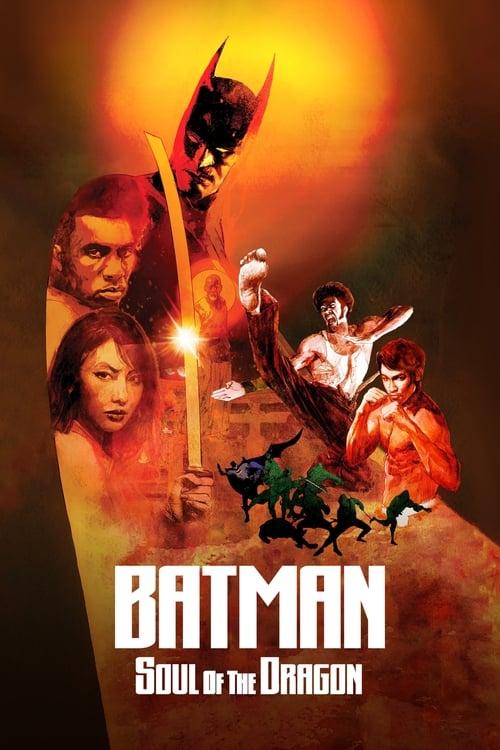 [FR] Batman: Soul of the Dragon (2021) streaming vf