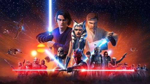 Star Wars: A Guerra dos Clones 1ª a 7ª Temporada Torrent (2008-2020)
