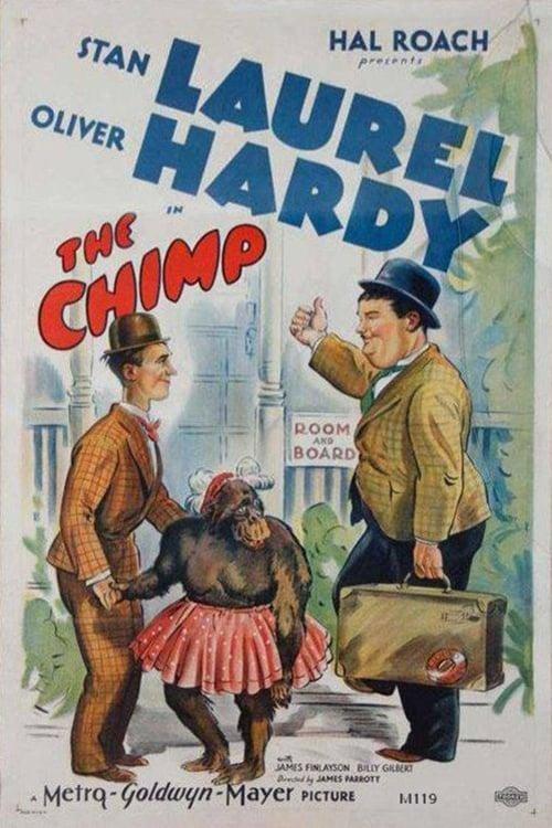 مشاهدة الفيلم The Chimp مع ترجمة