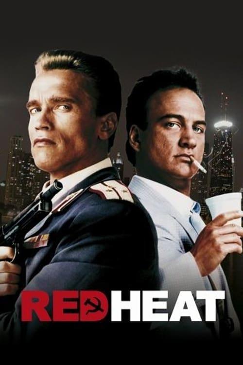 Poster von Red Heat