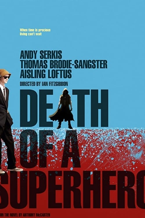 Death of a Superhero (2011) Poster