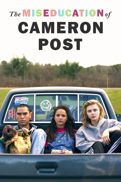 HBO 2017! Watch- The Miseducation of Cameron Post Online