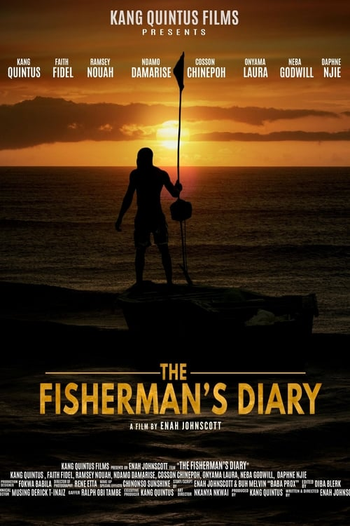 The Fisherman's Diary - Poster